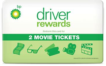 Digital Reward Card Example